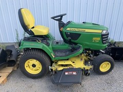 Riding Mower For Sale 2014 John Deere X734 , 25 HP