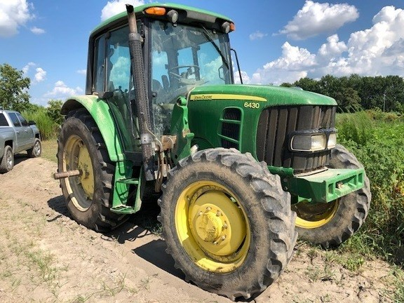 2008 John Deere 6430 Tractor - Utility For Sale