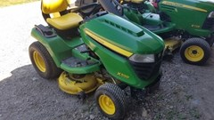 Lawn Mower For Sale 2015 John Deere X500 , 25 HP