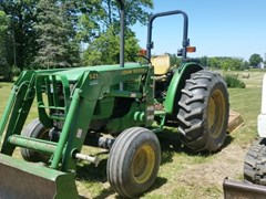 Tractor - Utility For Sale 2000 John Deere 5310 , 55 HP