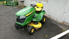 Lawn Mower For Sale 2017 John Deere X350 , 18 HP