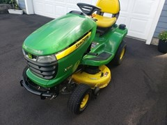 Lawn Mower For Sale 2012 John Deere X300 , 18 HP