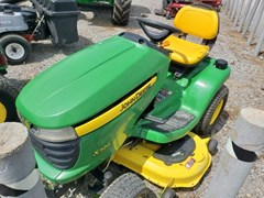 Lawn Mower For Sale 2007 John Deere X320