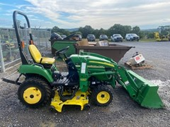 Tractor - Compact Utility For Sale 2007 John Deere 2305 , 24 HP