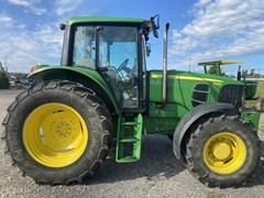 Tractor - Row Crop For Sale 2009 John Deere 7230 , 110 HP