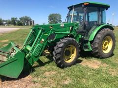 Tractor For Sale 2009 John Deere 5101E , 100 HP