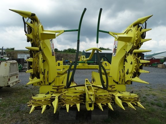 2016 John Deere 698 Forage Head-Rotary For Sale