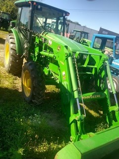 Tractor - Utility For Sale 2013 John Deere 5100E , 100 HP