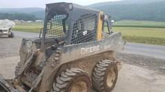 Skid Steer For Sale 2017 John Deere 320E