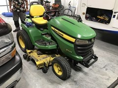 Riding Mower For Sale 2007 John Deere X534