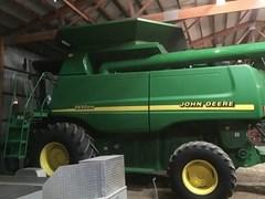 Combine For Sale 2001 John Deere 9650 STS