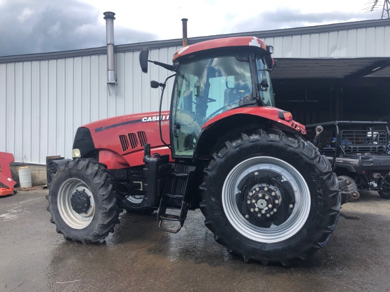 2009 Case IH PUMA 195 Tractor For Sale