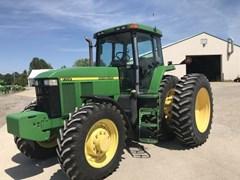 Tractor - Row Crop For Sale 1997 John Deere 7710 , 155 HP
