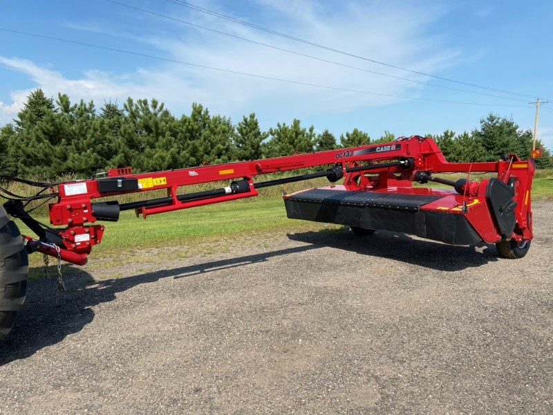 2014 Case IH DC133 Mower Conditioner For Sale