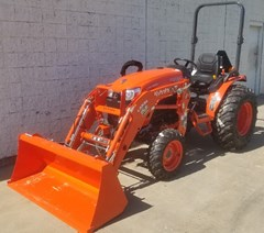 Tractor - Compact For Sale 2020 Kubota LX2610SUHSD