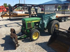 Tractor For Sale:  1983 John Deere 750