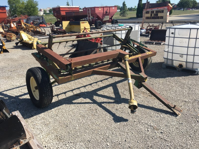 Pequea 710 Tedder For Sale