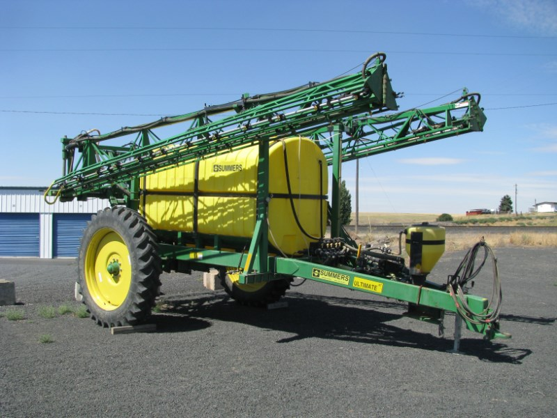 2002 Summers Ultimate Sprayer-Pull Type For Sale
