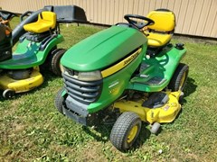 Lawn Mower For Sale 2008 John Deere X324
