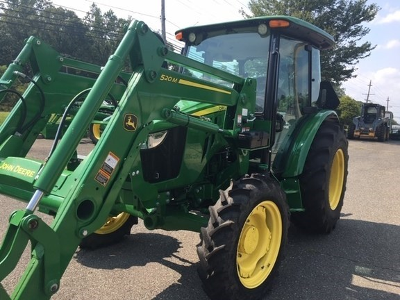 2019 John Deere 5075E Tractor - Utility For Sale