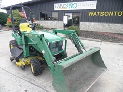 Tractor - Compact Utility For Sale 2004 John Deere 2210 , 23 HP