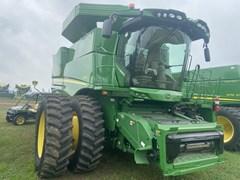 Combine For Sale 2018 John Deere S770