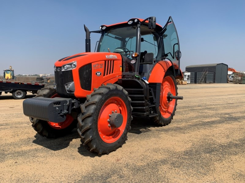 2021 Kubota M7-152 Tractor For Sale