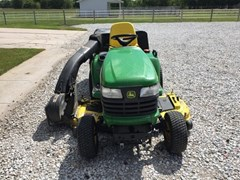 Riding Mower For Sale 2007 John Deere X744 , 24 HP