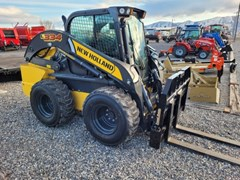 Skid Steer For Sale 2020 New Holland L334 , 90 HP