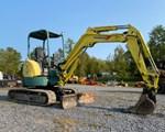 Excavator-Mini For Sale:  Yanmar VIO35