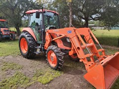 Tractor For Sale 2009 Kubota M7040 , 70 HP