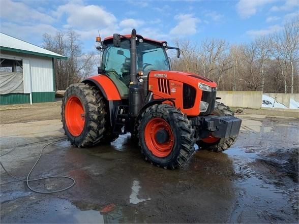 2016 Kubota M7-171 PREMIUM Tractor For Sale