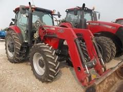 Tractor For Sale 2010 Case IH Maxxum 115 , 115 HP