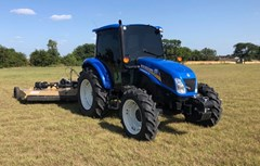 Tractor For Sale:  2019 New Holland POWERSTAR 75 , 75 HP