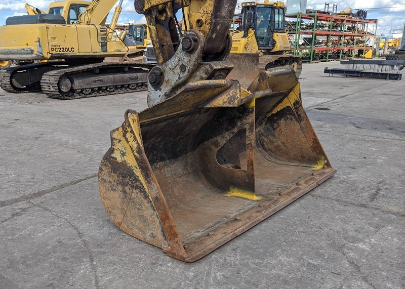 2007 Shop Made PC300D Excavator Bucket For Sale