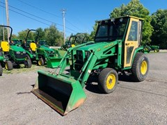 Tractor - Compact Utility For Sale 2010 John Deere 4200 , 26 HP