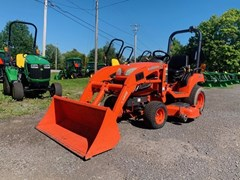 Tractor - Compact Utility For Sale 2009 Kubota BX1860 , 18 HP