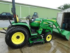 Tractor - Compact Utility For Sale 2005 John Deere 3320 , 32 HP