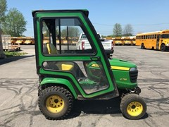 Lawn Mower For Sale 2014 John Deere X758 , 24 HP