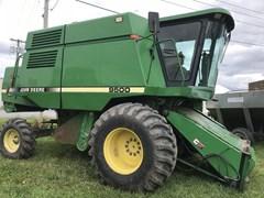 Combine For Sale 1989 John Deere 9500