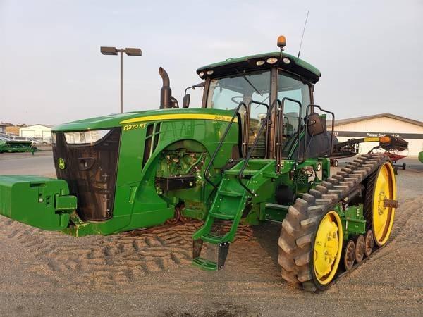 2016 John Deere 8370RT Tractor For Sale
