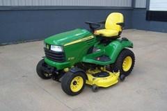 Riding Mower For Sale 2012 John Deere X720 , 25 HP