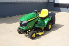 Riding Mower For Sale 2014 John Deere X300R , 18 HP