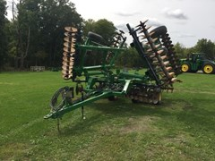 Disk Harrow For Sale 2012 John Deere 637