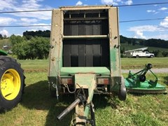 Baler-Round For Sale 1985 John Deere 430