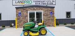 Lawn Mower For Sale 2008 John Deere X500 , 25 HP