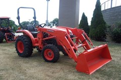 Tractor - Compact Utility For Sale 2020 Kubota L2501DT , 25 HP