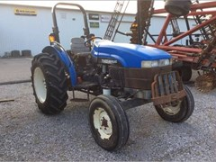 Tractor For Sale 2000 New Holland TN55 , 53 HP
