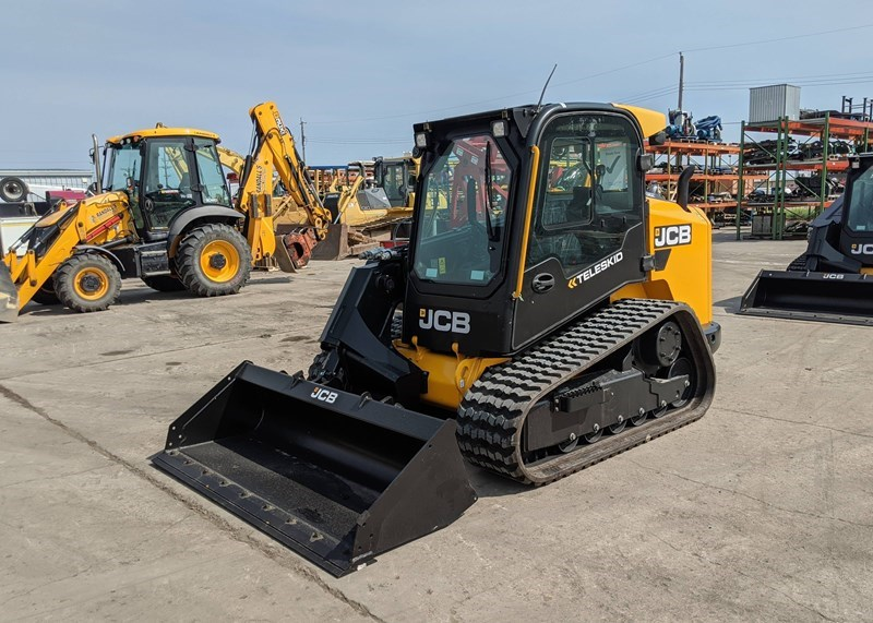 2020 JCB 3TS-8T Skid Steer For Sale