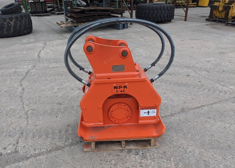 2020 NPK C-4C Plate Compactor For Sale
